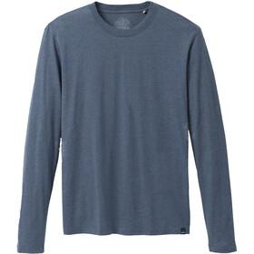 Prana LS T-Shirt Men, blauw